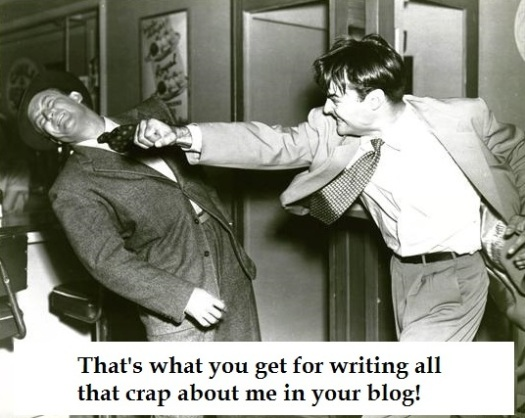 crap blog