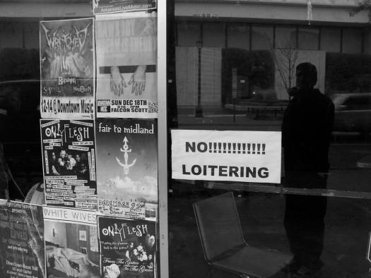 loitering 1