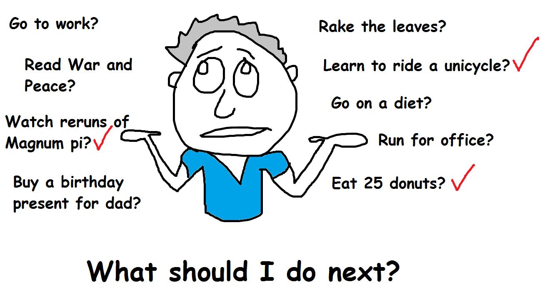 Image result for Procrastination pic